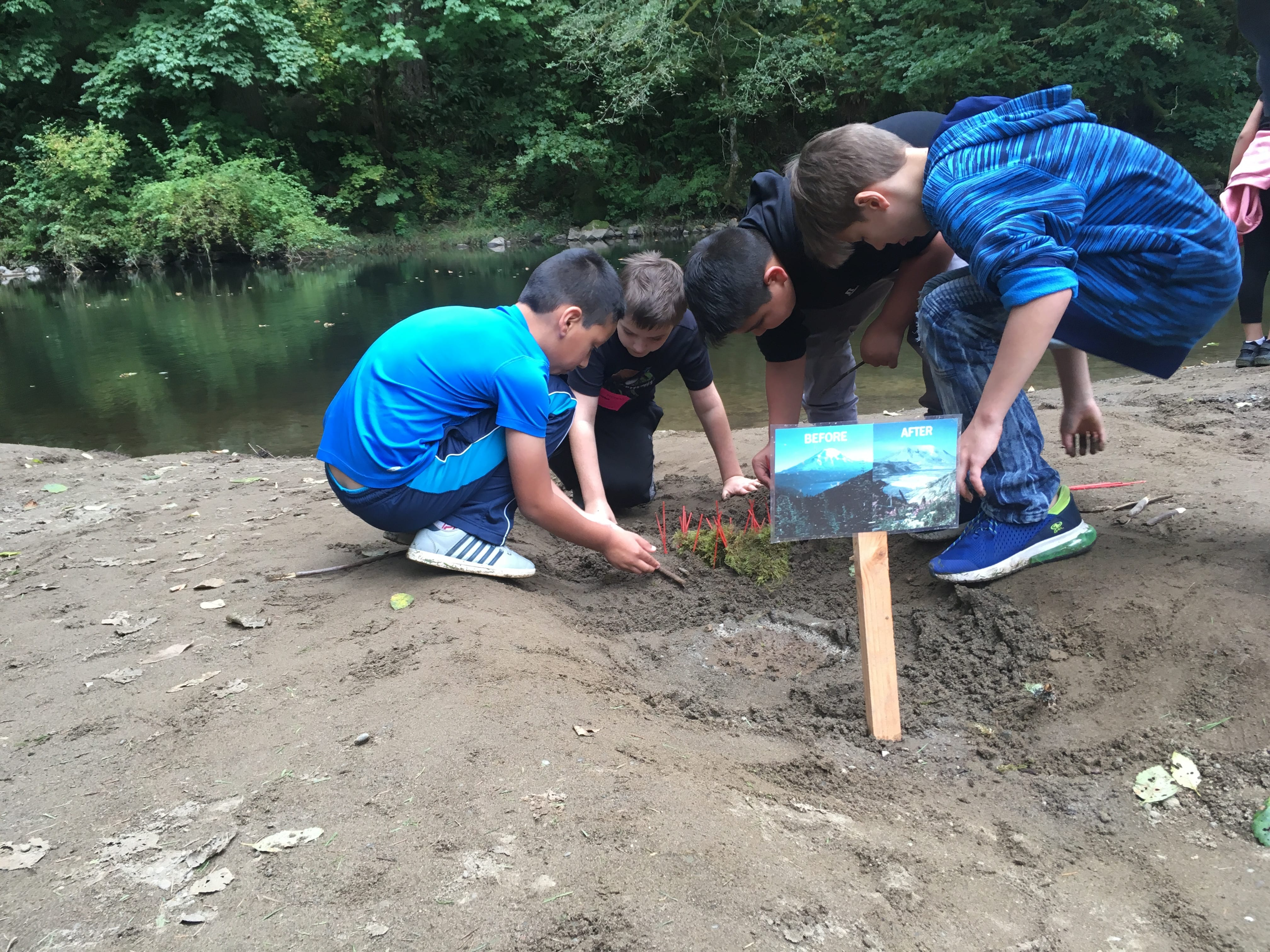 The Columbia River Watershed Festival Celebrates 23 years of Science Education